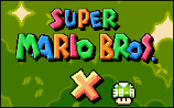 Super Mario Brothers X By 38A