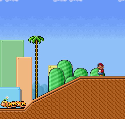 Maglx3 Build Little Problem - Super Mario Bros  X2 (SMBX2